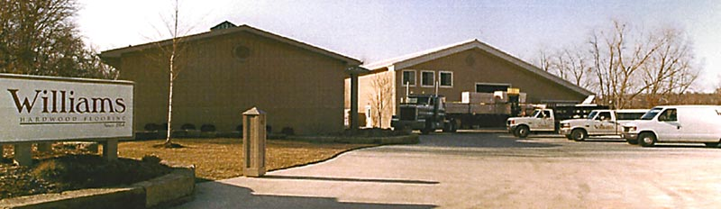Williams Dust Evacuation System