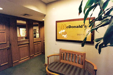 Williams signs inlays and medallions photo gallery - Where is mcdonald s head office located ...